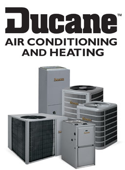 AJ Heating and Cooling Installs Ducane Products
